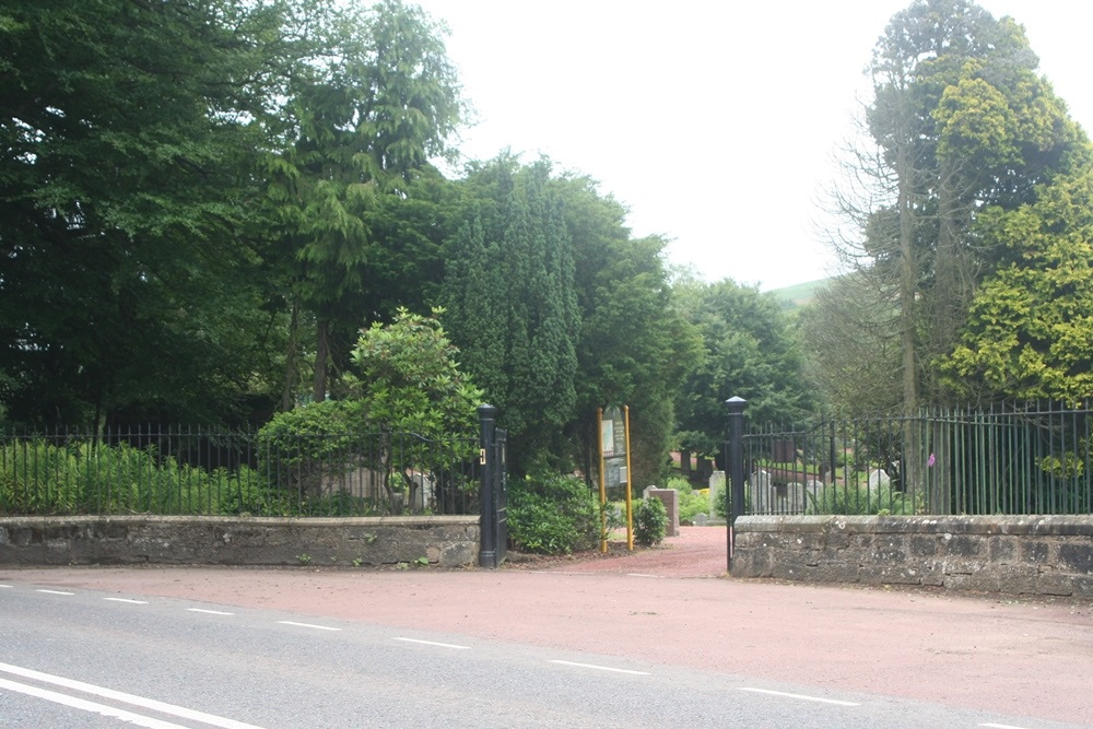 Commonwealth War Graves Gateside Cemetery