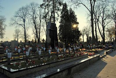 Poolse Oorlogsgraven Blonie
