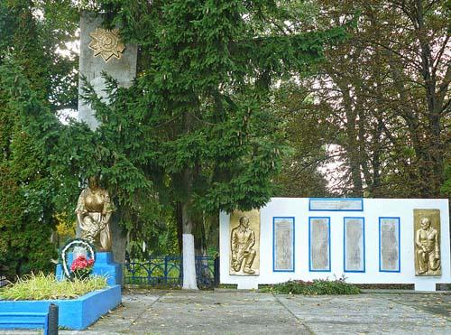 Mass Grave Soviet Soldiers & War Memorial 1943