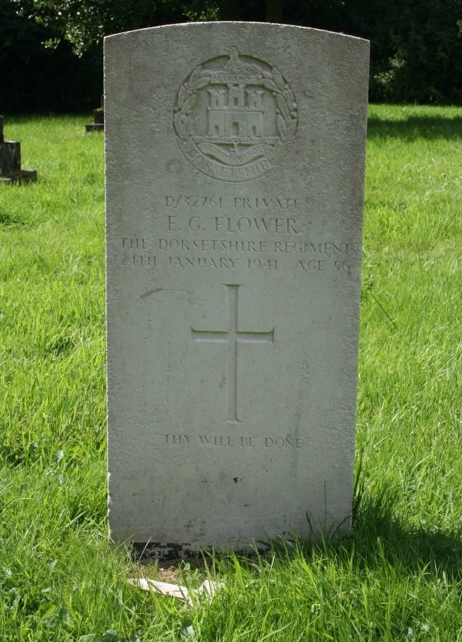 Commonwealth War Graves St. Mary Churchyard Extension
