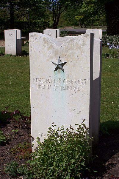 Soviet War Grave Esbjerg