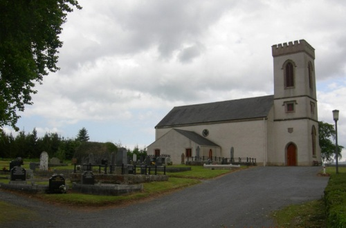 Oorlogsgraven van het Gemenebest Mullaghdun Church of Ireland Churchyard