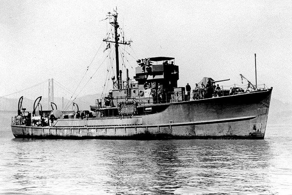 Ship Wreck ORP Delfin