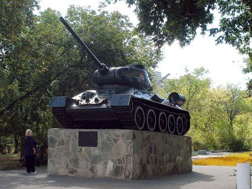 T-34/85 Tank Pavlodar