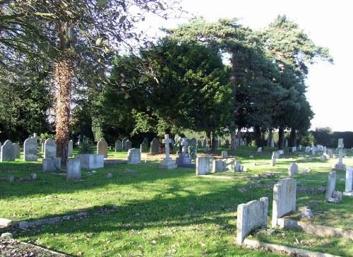 Oorlogsgraven van het Gemenebest Ardleigh Cemetery
