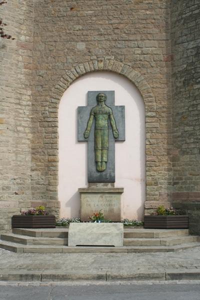 Oorlogsmonument Diekirch
