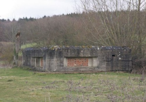Pillbox FW3/28 Sulham