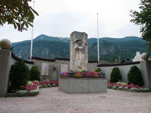 War Memorial Sankt Gilgen