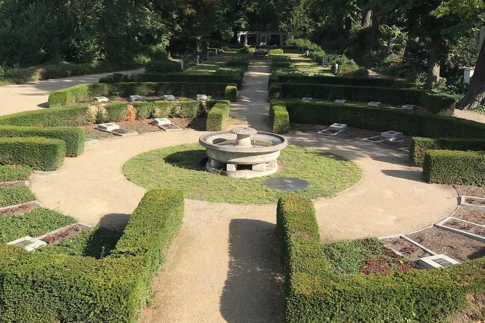 Sovjet Oorlogsbegraafplaats Brandenburg an der Havel