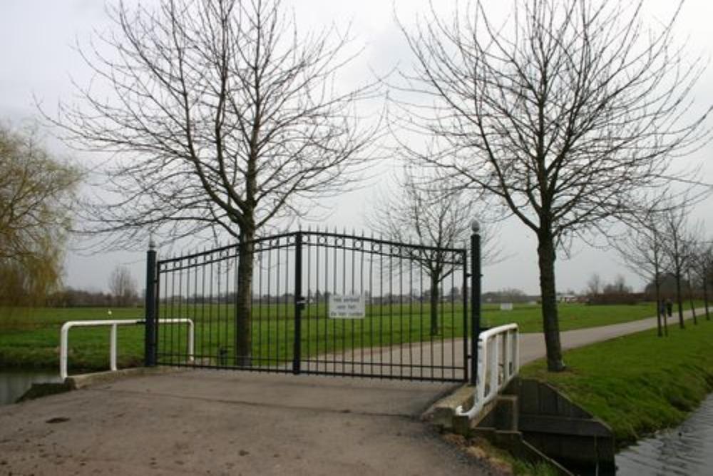 Dutch War Graves Lekkerkerk