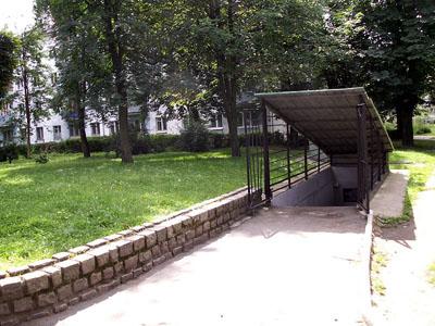Festung Königsberg - Bunkermuseum Kaliningrad