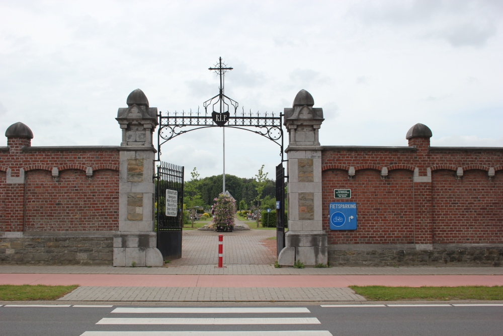 Municipal Cemetery Genk