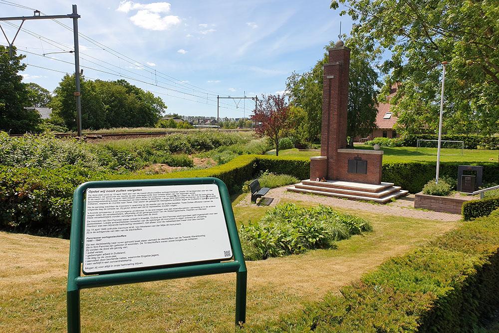 War Memorial Sint Pancras