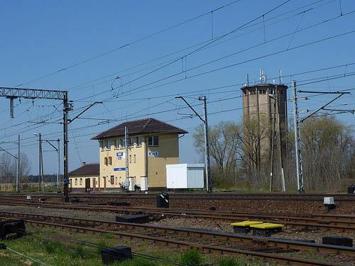Duitse Watertoren Konin