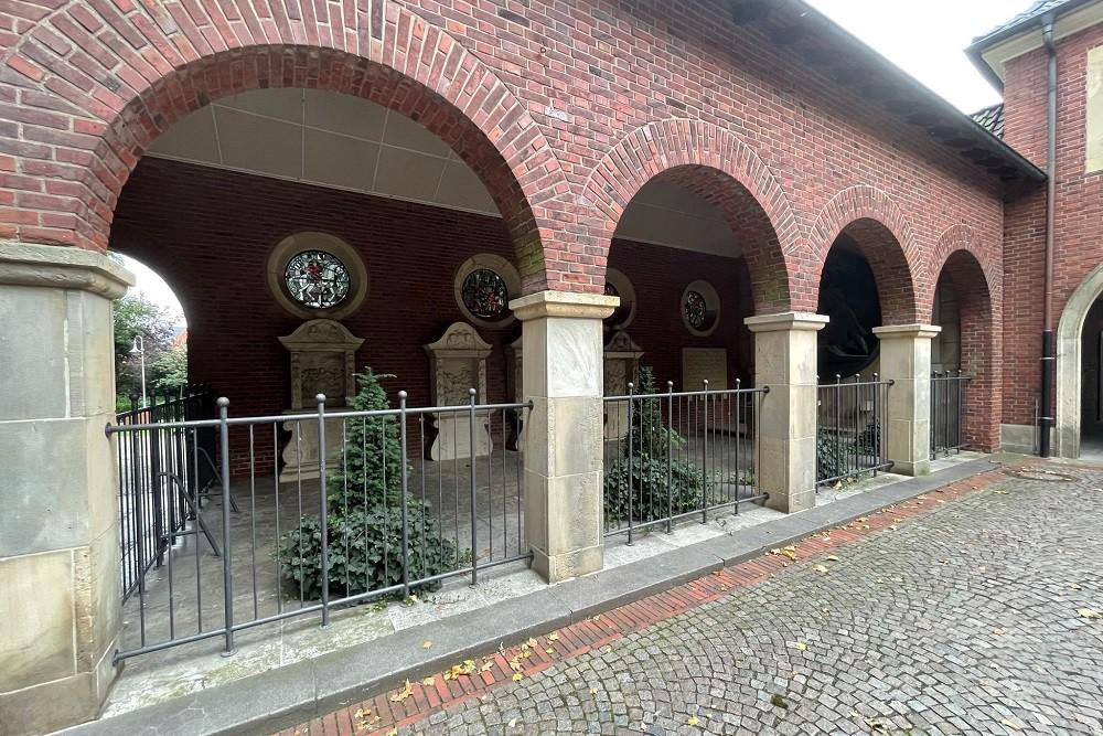 Gedenknis Kapel St. Otgerkerk