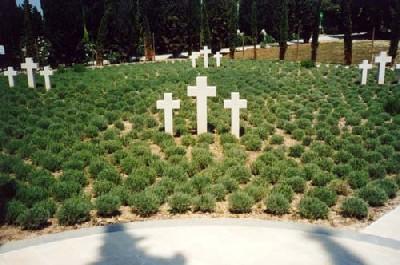 Duitse Oorlogsgraven Split