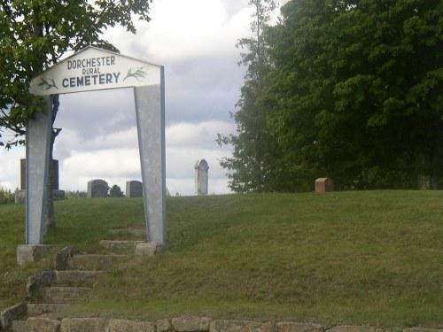 Commonwealth War Graves Dorchester Rural Cemetery