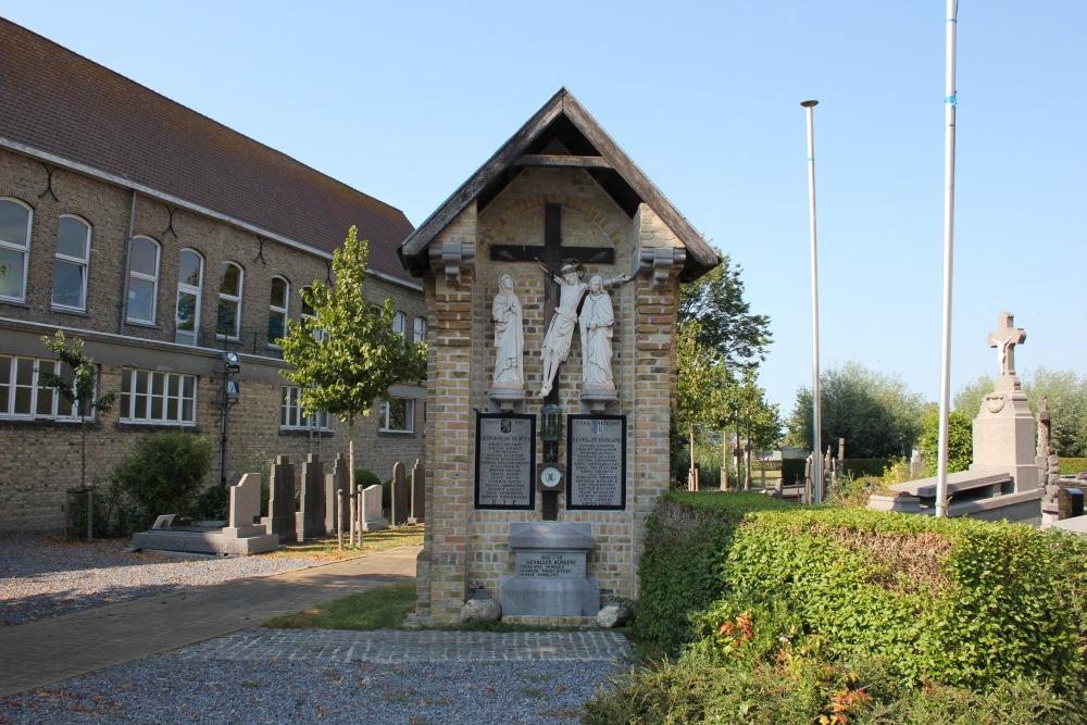 Chapel - War Memorial Pervijze
