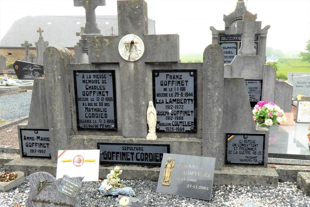 Belgian Graves Veterans Assenois