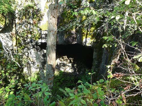 Krepost Sveaborg - Fortificaties Mustavuori