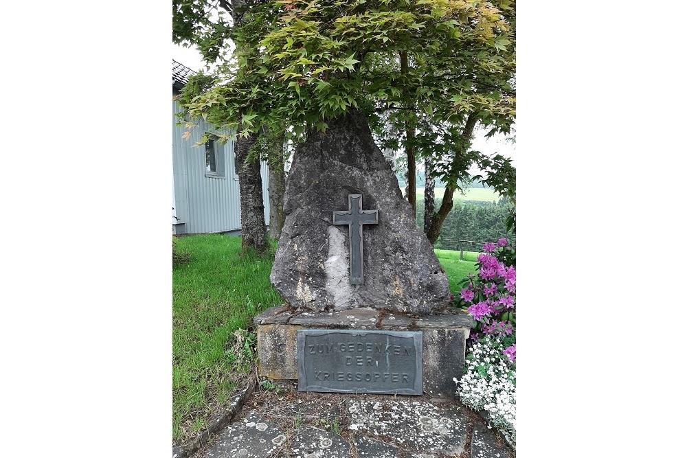 War Memorial Hescheld