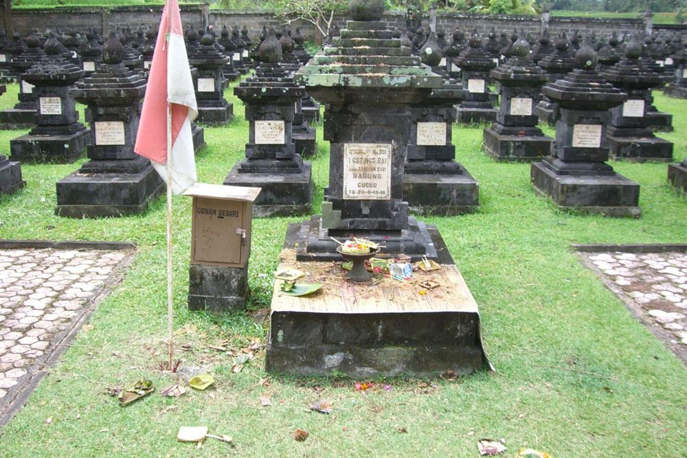 Marga Heroes' Cemetery