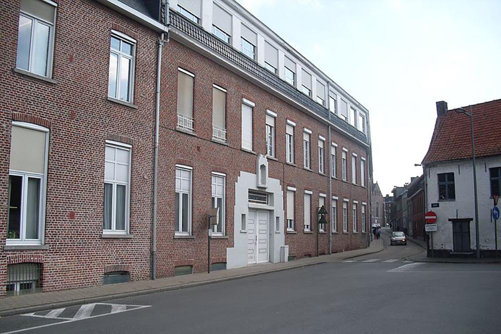 Oude Sint-Andriesziekenhuis Tielt