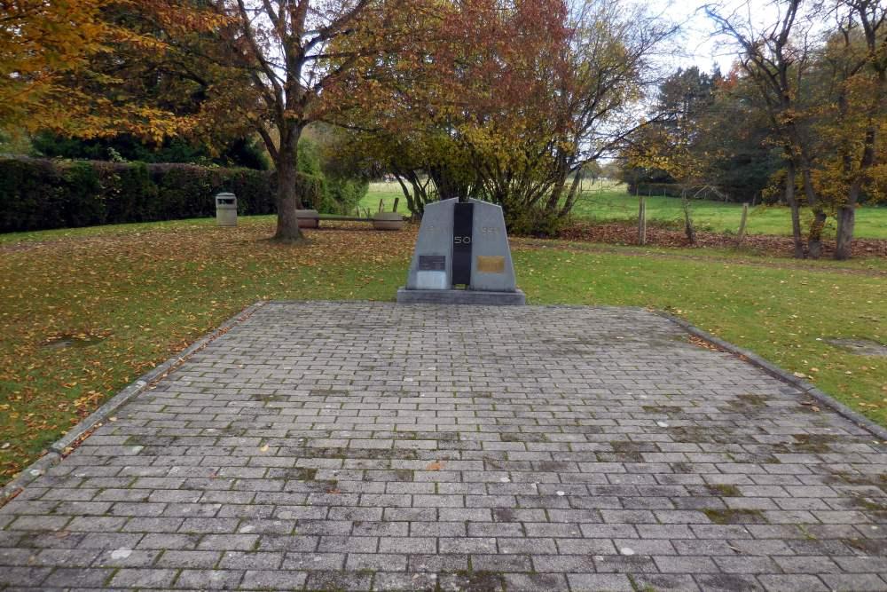 Memorial 50 Years Liberation Neupré