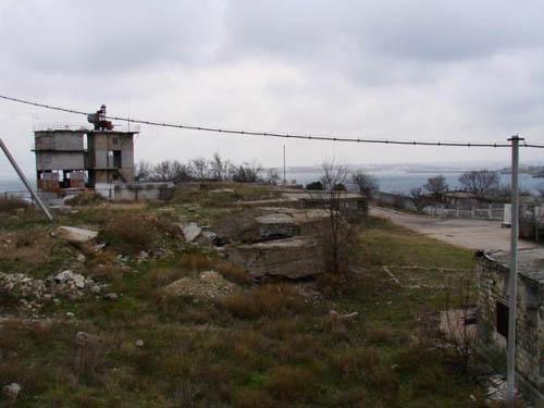 Sector Sevastopol - Kustbatterij (Nr. 14)