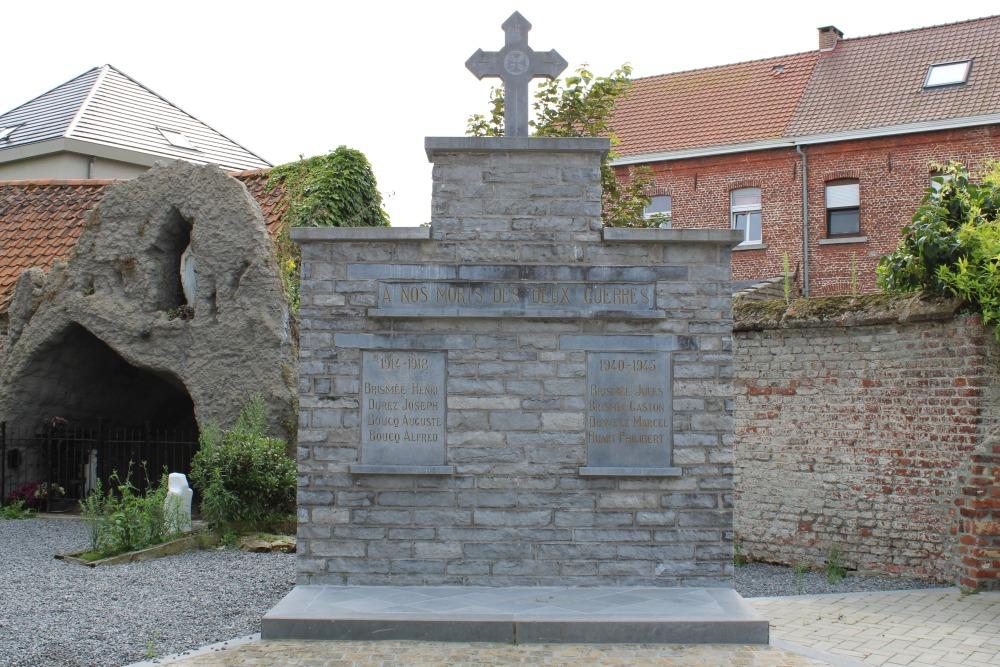 War Memorial Willaupuis