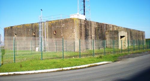 German Torpedo Bunker La Rochelle