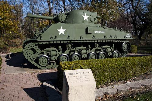 M4 Sherman Tank South Holland