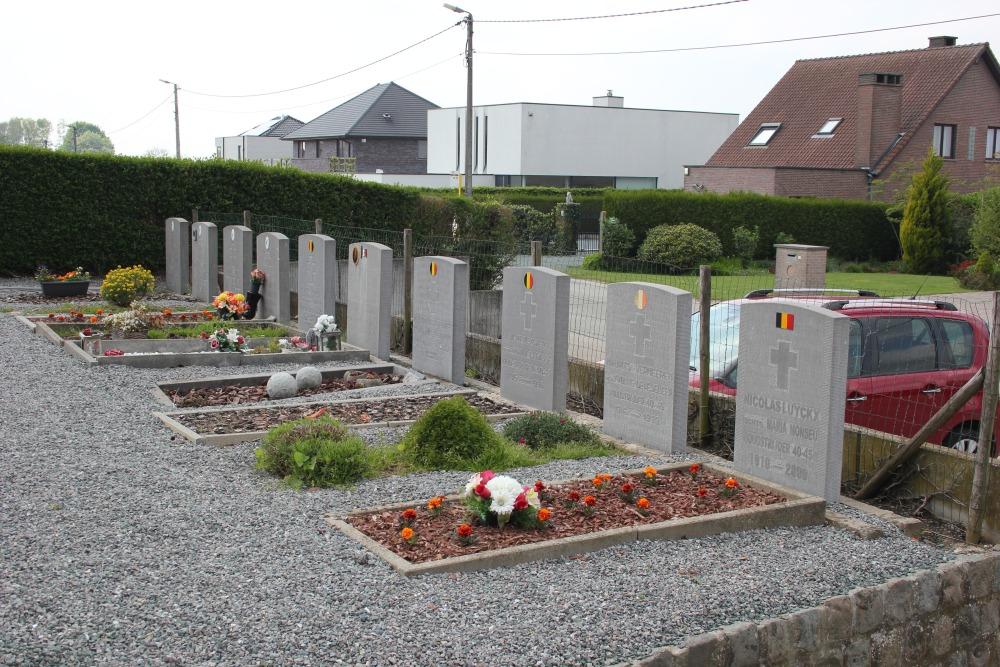 Veteran War Graves Cemetery Heikruis