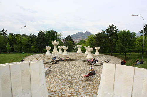 Ossuarium of the Heroes Prilep
