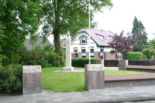 War Memorial Railway Strike