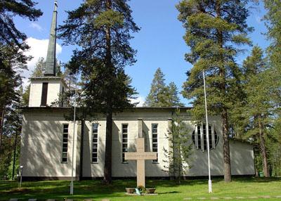 Finse Oorlogsgraven Juankoski