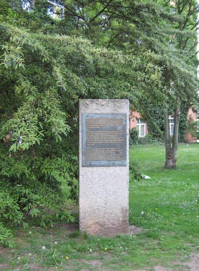 Memorial Neue Dammtorsynagoge