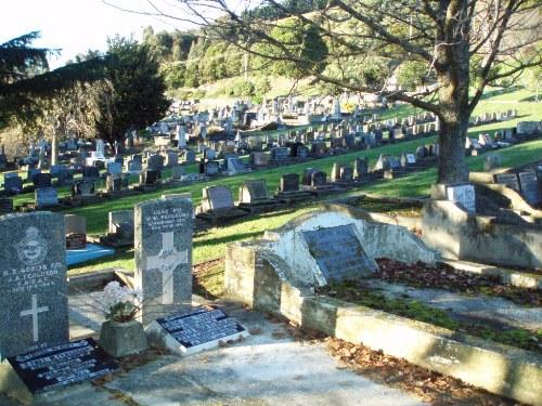 Oorlogsgraven van het Gemenebest Taradale Cemetery