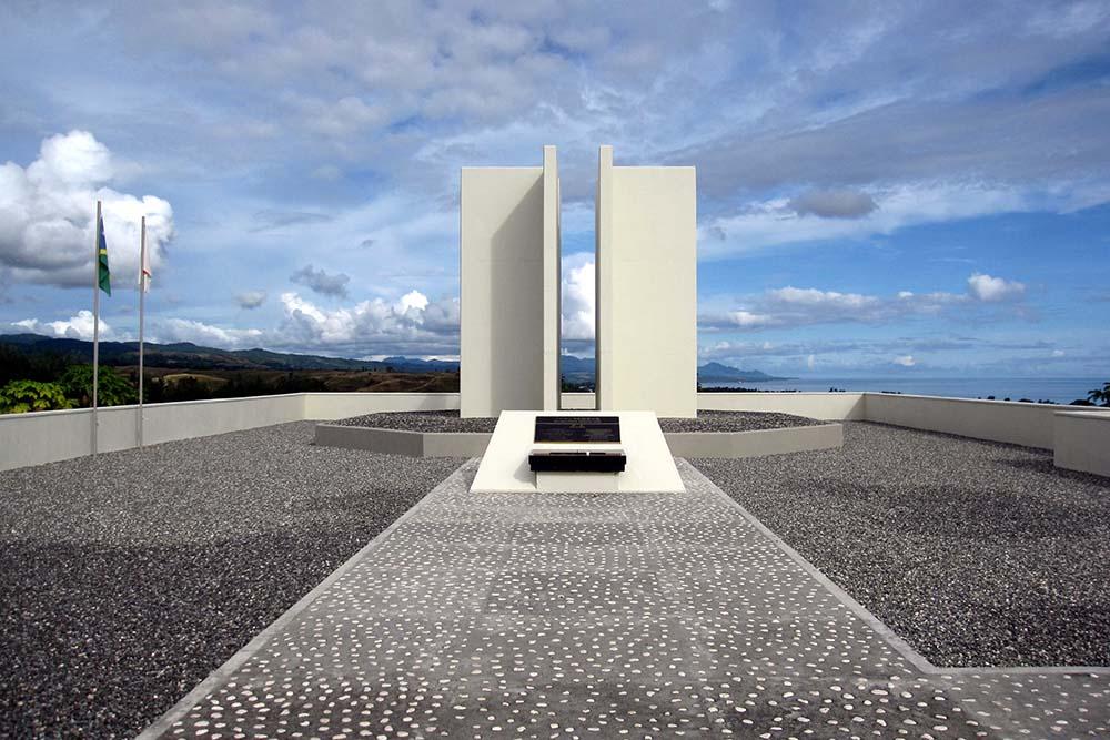Japans Guadalcanal Monument (Hill 35)