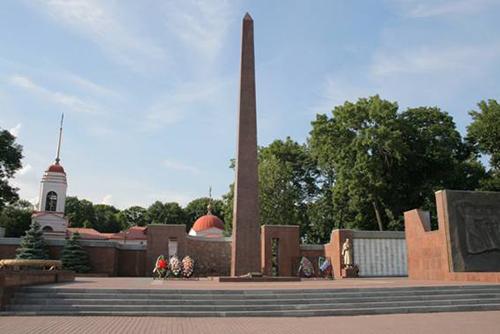 Monumentencomplex Lipetsk
