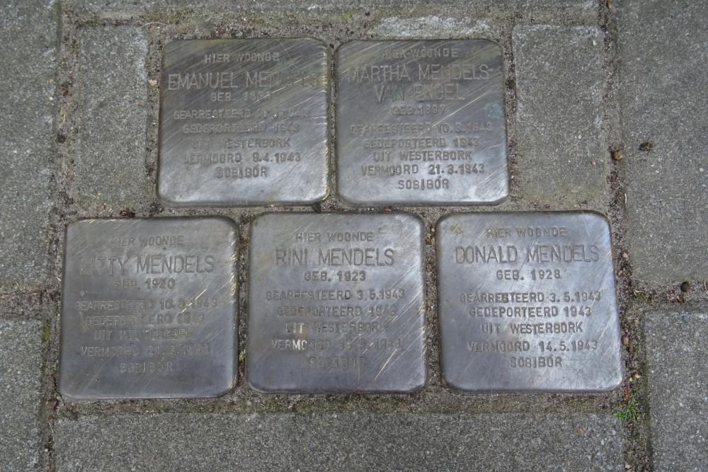 Stumbling Stones Bredaseweg 422
