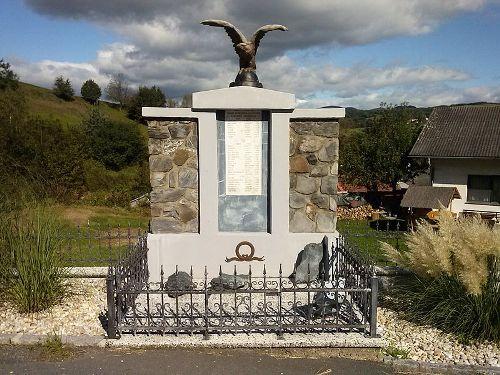 War Memorial Bergwerk