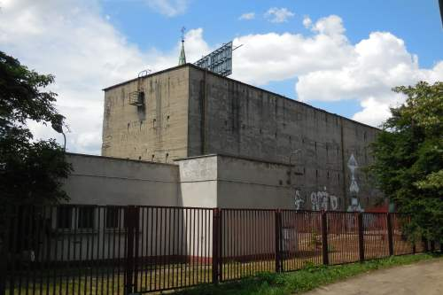 Schuilbunker bulwar Gdański