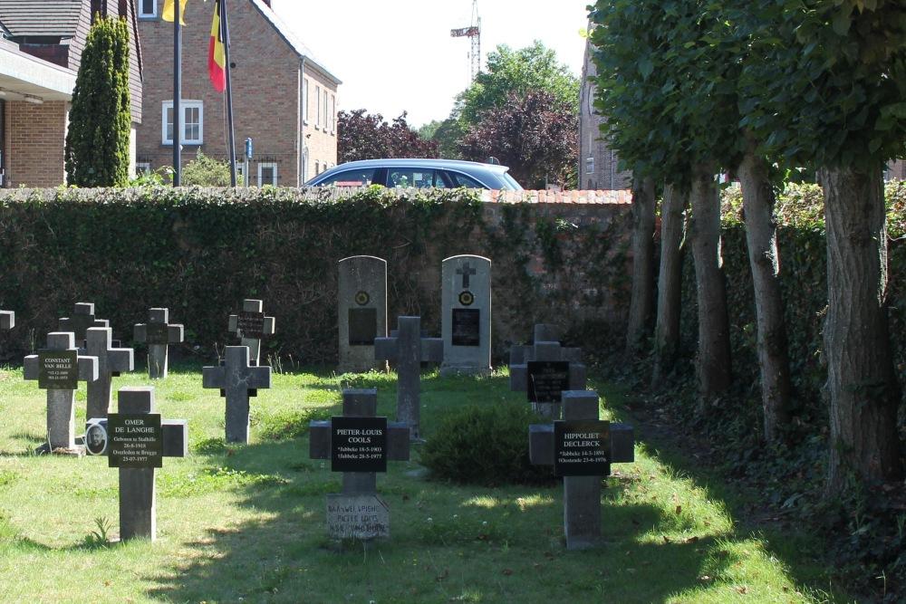 Belgian War Graves Jabbeke