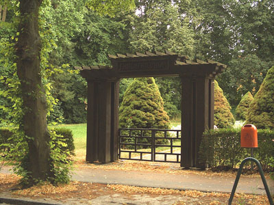 Erebegraafplaats Hagenow