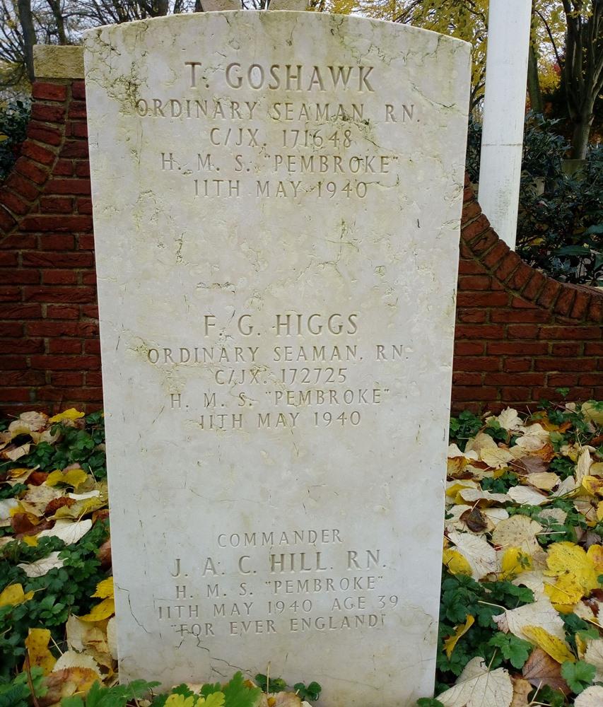 Commonwealth War Graves Vlaardingen