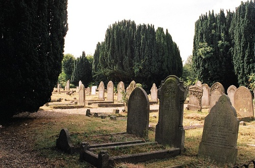 Commonwealth War Graves Christ Church Burial Ground