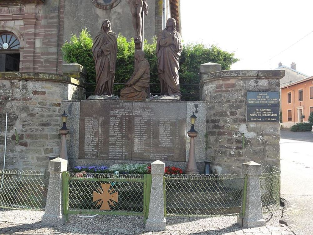 Memorial Raid 27 August 1944