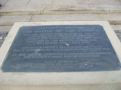 Plaque Battle of the Atlantic