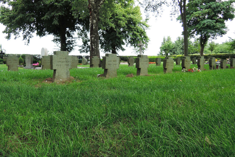 Duitse Oorlogsgraven Ameln